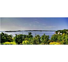 Lake of the Woods (Panorama) Photographic Print