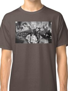 Hitler and Staline fabulously posing Classic T-Shirt