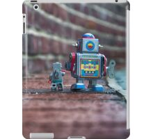 A Litte Father And Son Time iPad Case/Skin