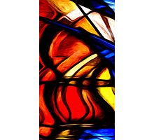 Abstract Colors Oil Painting 93 Photographic Print