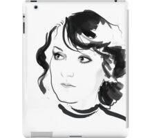 Debra iPad Case/Skin