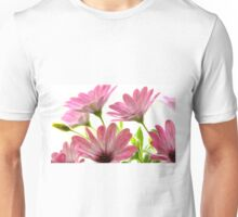 Wild Flowers Oil Painting Unisex T-Shirt