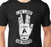 Logical Hand Unisex T-Shirt