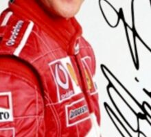 schumi Sticker