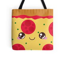 Pepperoni Pizza Tote Bag