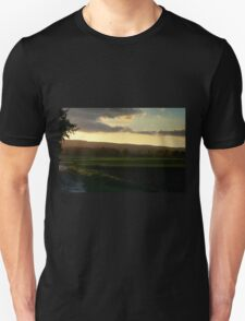 Light and Darkness - HDR Unisex T-Shirt