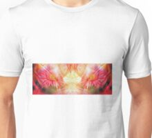 Abstract Flowers Oil Painting 9 Unisex T-Shirt