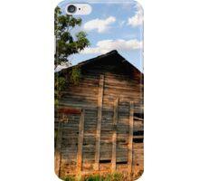 All Alone on the Stark Prairie iPhone Case/Skin