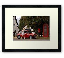 British Classics Framed Print