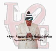 Pope Philadelphia by devon rushton