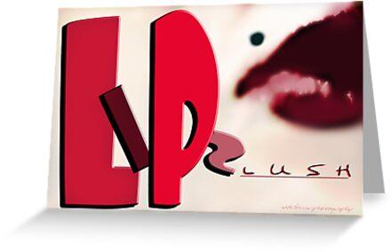 Lips Lush © Vicki Ferrari Photography by Vicki Ferrari