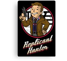 Replicant Hunter Canvas Print
