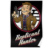 Replicant Hunter Poster
