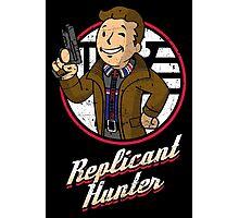 Replicant Hunter Photographic Print