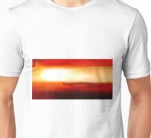 Abstract Colors Oil Painting #82 Unisex T-Shirt