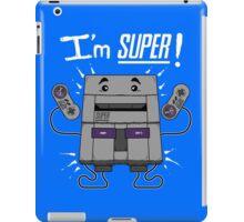 I'm Super! iPad Case/Skin