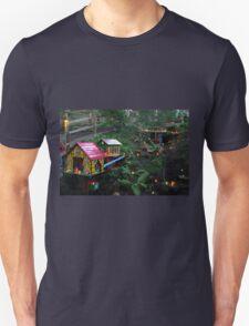 Wasserräder - HDR Unisex T-Shirt