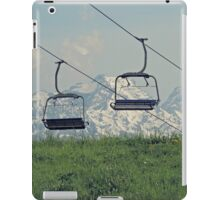 Standing Still In Summer iPad Case/Skin