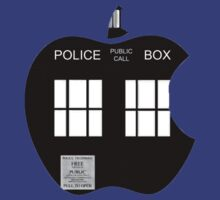 Dr Who-Apple by jana24