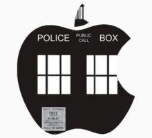 Dr Who-Apple Kids Clothes