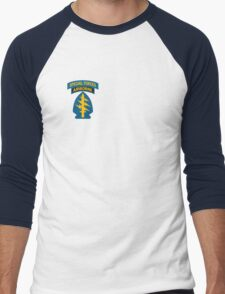 Special Forces Men's Baseball ¾ T-Shirt