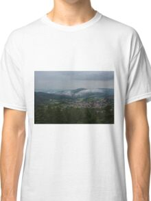 Low clouds - HDR Classic T-Shirt