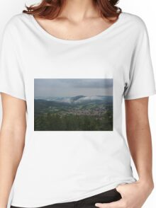 Low clouds - HDR Women's Relaxed Fit T-Shirt
