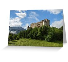 Naudersberg Castle Greeting Card