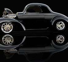 1941 Willys Coupe 'Reflection of Life' by DaveKoontz