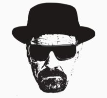 Heisenberg / Walter White - Breaking Bad by levinia94