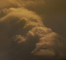 An Ominous Cloud by AlGrover