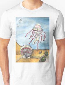 Undersea Unisex T-Shirt
