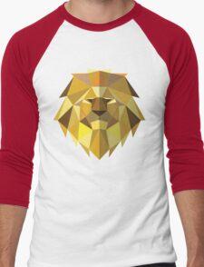 The Golden Lion Men's Baseball ¾ T-Shirt