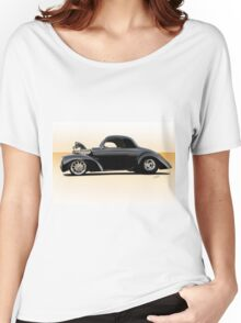 1941 Willys Coupe 'They call me Mr' II Women's Relaxed Fit T-Shirt