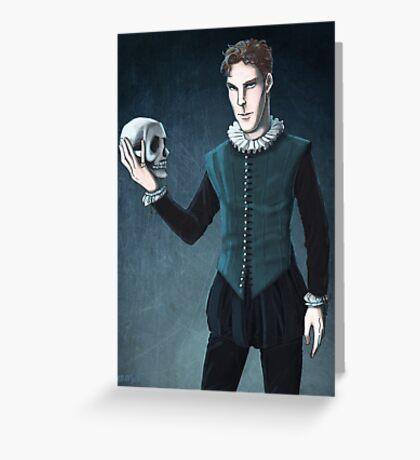 Hamlet Batch Greeting Card