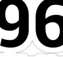 Making history since 1961 Sticker