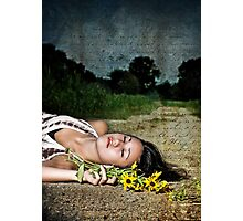 Day Dreamer Photographic Print