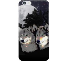 Wolves iPhone Case/Skin
