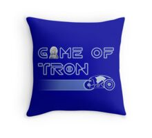 "Game of ""Tron"" - Throw Pillow Throw Pillow"