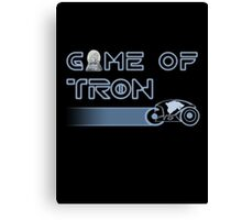 "Game of ""Tron"" Canvas Print"