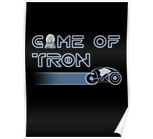 "Game of ""Tron"" Poster"