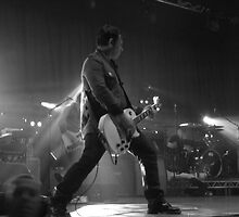 Guitar Rift by Dominic  Fiest