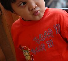 young asian boy by bayu harsa