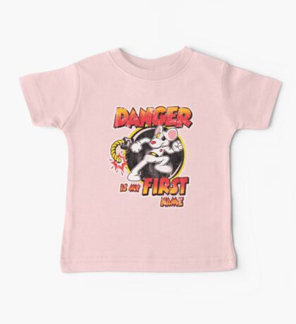 Danger is my First Name Baby Tee