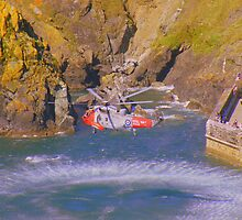 Cornwall: Mullion Cove Rescue 2 by Rob Parsons