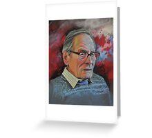 Mr Dick Coard Senior Greeting Card