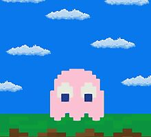 Pinky's 2D World by zypher316