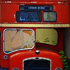 London Bridge Double Decker Bus In TN by A Different Eye Photography