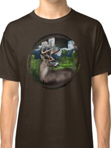 Deer in the City Classic T-Shirt