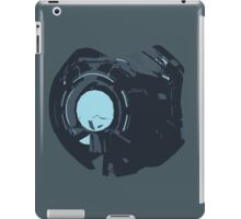 Minimalist 343 Guilty Spark from Halo  iPad Case/Skin